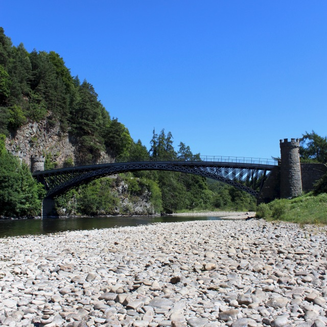 Craigellachie bridge Tom